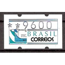 SE 5 009600 BRASILIANA 93 -MINT