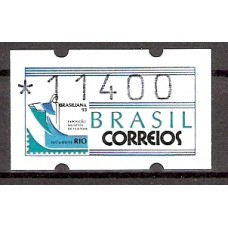 SE 5 011400 BRASILIANA 93 -MINT