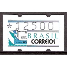 SE 5 012500 BRASILIANA 93 -MINT