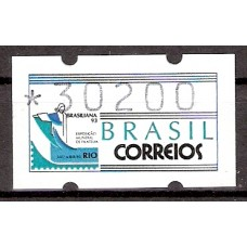 SE 5 030200 BRASILIANA 93 -MINT
