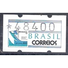 SE 5 048400 BRASILIANA 93 -MINT