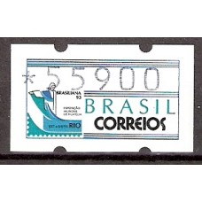 SE 5 055900 BRASILIANA 93 -MINT
