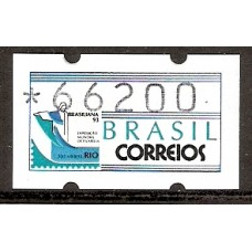 SE 5 066200 BRASILIANA 93 -MINT