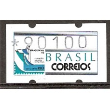 SE 5 090100 BRASILIANA 93 -MINT