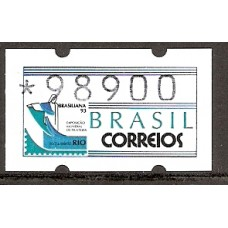 SE 5 098900 BRASILIANA 93 -MINT